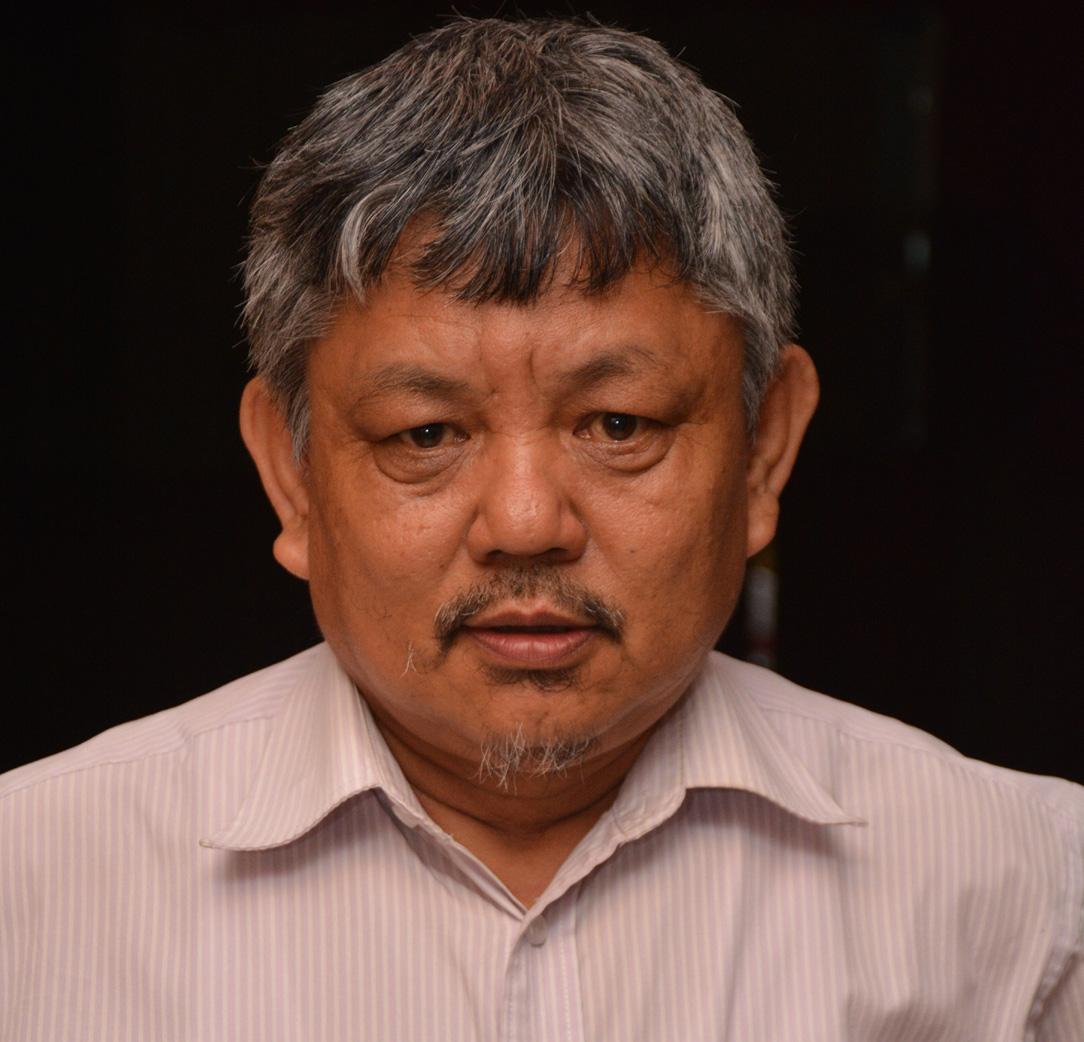 Mr. Juddha Bahadur Gurung