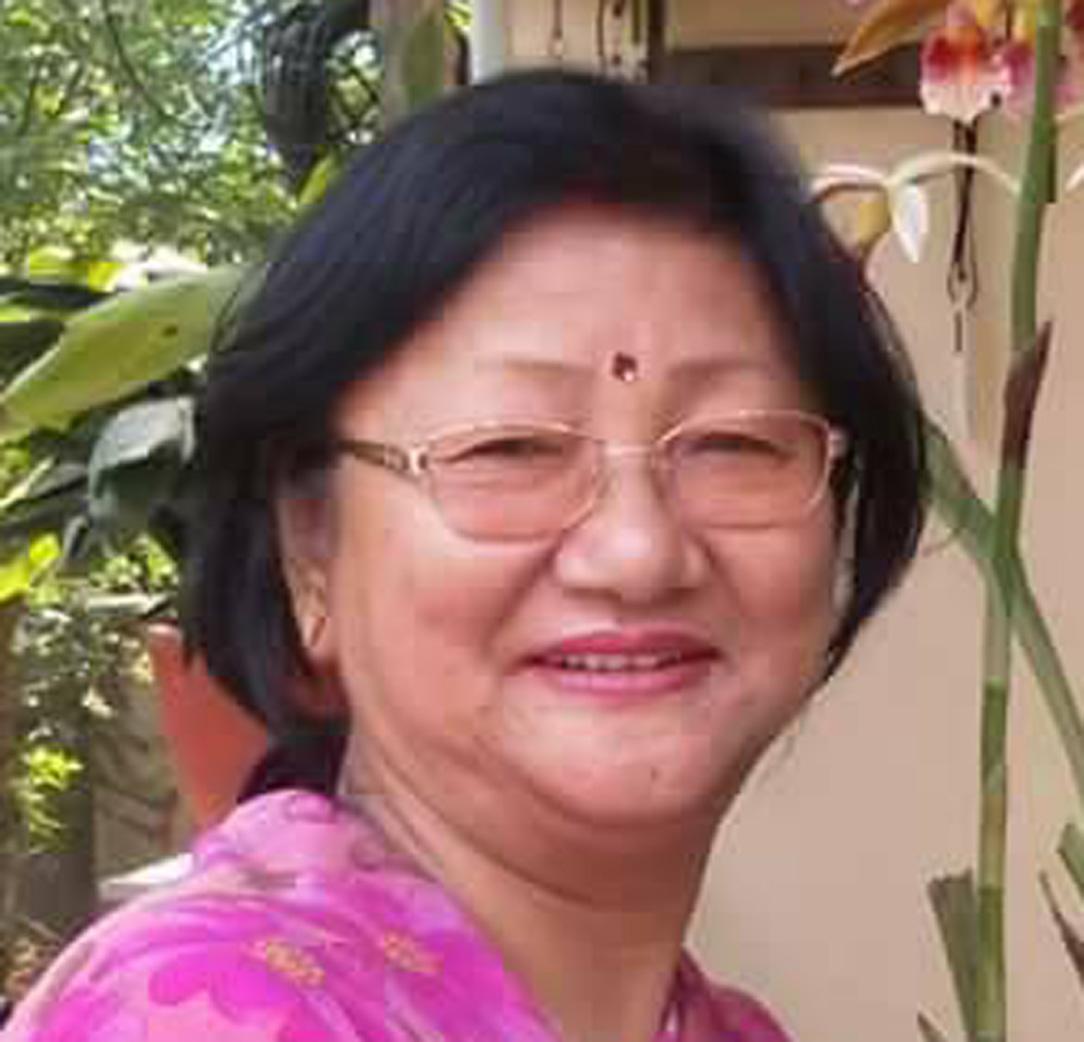 Ms. Pabitra Subba Limbu Shrestha