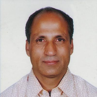Dr. Bhuvan Keshar Shrama